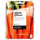 Farmskin - Masker - Superfood For Skin Smoothing Sheet Mask Carrot