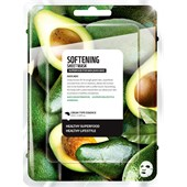 Farmskin - Masker - Superfood For Skin  Softening Sheet Mask Avocado