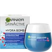GARNIER - Skin Active - Hydra Bomb Fuktgivande antioxidativ gelkräm