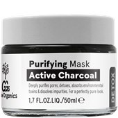 GG's True Organics - Masks - rengörande mask