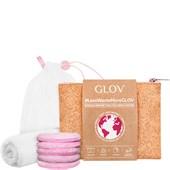 GLOV - Make-up remover glove - Beige Presentset