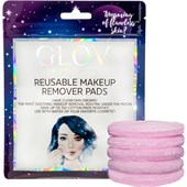 GLOV - Make-up removal pads - Moon Pads Remover Pads Pink