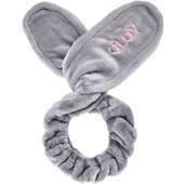 GLOV - Hair Cloths & Ribbons - Headband Bunny Ears Grey
