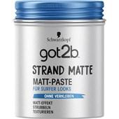 GOT2B - Styling - Strand Matte Matt Pasta (nivå 3)