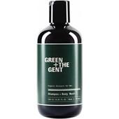 GREEN + THE GENT - Body care - Shampoo + Body Wash