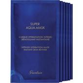 GUERLAIN - Super Aqua fuktvård - Masque
