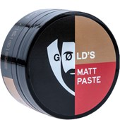Gøld's - Hair styling - Matt Paste