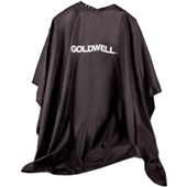 Goldwell - Tillbehör - Frisörponcho svart