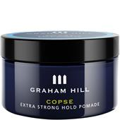 Graham Hill - Styling & Grooming - Copse Extra Strong Hold Pomade