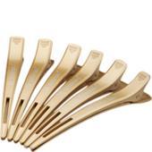 HH Simonsen - Accessoarer - Carbon Clips Gold