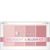 HYPOAllergenic - Highlighter - Highlight & Blush Kit