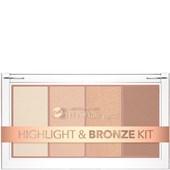 HYPOAllergenic - Highlighter - Highlight & Bronze KIT