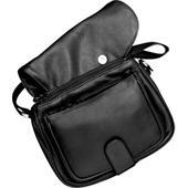 Hans Kniebes - Handväskor & ryggsäckar - Business axelremsväska Amalfi-läder