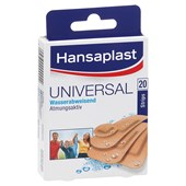 Hansaplast - Plaster - Universal Strips