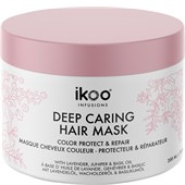 ikoo - Infusions - Deep Caring Mask Color Protect & Repair