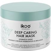 ikoo - Infusions - Deep Caring Mask Hydrate & Shine
