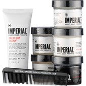 Imperial - Hårstyling - Travel Assortment Box