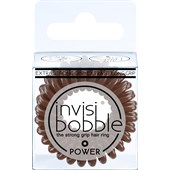 Invisibobble - Power - Power Strong Hold Pretzel Brown