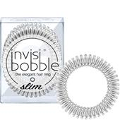 Invisibobble - Slim - Crystal Clear