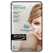 Iroha - Ansiktsvård - Anti-Age Hydrogel Patches Eyes / Lips