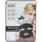 Iroha - Ansiktsvård - Detox Black Tissue Mask