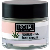 Iroha - Ansiktsvård - Hemp Cannabis Sativa Seed Oil Nourishing Face Cream