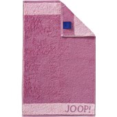 JOOP! - Breeze Doubleface - Gästhandduk Rose