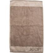 JOOP! - Breeze Doubleface - Gästhandduk Stone