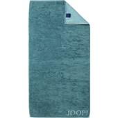 JOOP! - Classic Doubleface - Duschhandduk turkos