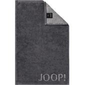 JOOP! - Classic Doubleface - Gästhandduk Antracit