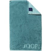 JOOP! - Classic Doubleface - Gästhandduk Türkis