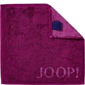 JOOP! - Classic Doubleface - Tvättlappar Cassis