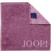 JOOP! - Classic Doubleface - Tvättlappar Magnolia