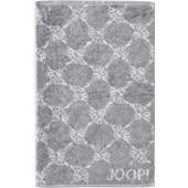 JOOP! - Cornflower - Gästhandduk Silver