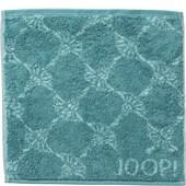 JOOP! - Cornflower - Tvättlappar Turkos
