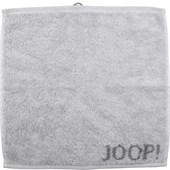JOOP! - Purity Doubleface - Tvättlapp Platin