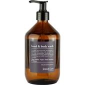 Jean & Len - Hand & Foot Care - Rhubarb & Raspberry Hand & Body Wash