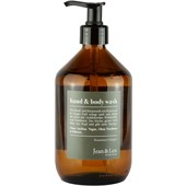 Jean & Len - Hand & Foot Care - Rosemary & Ginger Hand & Body Wash