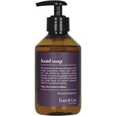 Jean & Len - Hand & Foot Care - Rhubarb & Raspberry Hand Soap