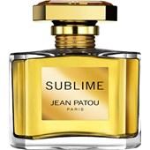 Jean Patou - Sublime  - Eau de Toilette Spray