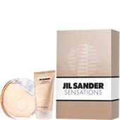 Jil Sander - Sensations - Presentset