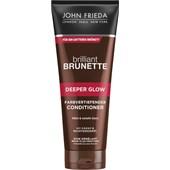 John Frieda - Brilliant Brunette - Deeper Glow Färgförstärkande balsam