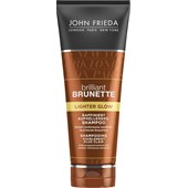 John Frieda - Brilliant Brunette - Lighter Glow Uppljusande Shampoo