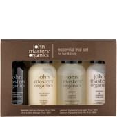 John Masters Organics - Shampoo - Essential Trial Set