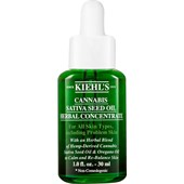Kiehl's - Serum & koncentrat - Cannabis Sativa Seed Oil Herbal Concentrate