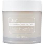 Klairs - Återfuktande hudvård - Fundamental Water Gel Cream