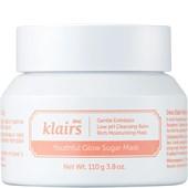 Klairs - Masker - Youthful Glow Sugar Mask
