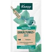 """Kneipp - Bath crystals - Badkosmetika """"Erkältung"""" Förkylning"""