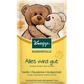 """Kneipp - Badkristaller & badsalter - Badkristaller """"Alles wird gut"""" Allt blir bra"""