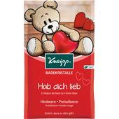 """Kneipp - Badkristaller & badsalter - Badkristaller """"Hab dich lieb"""" Jag älskar dig"""